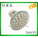 GU10 30pcs 3528smd spot light